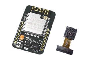 ESP32-CAM module