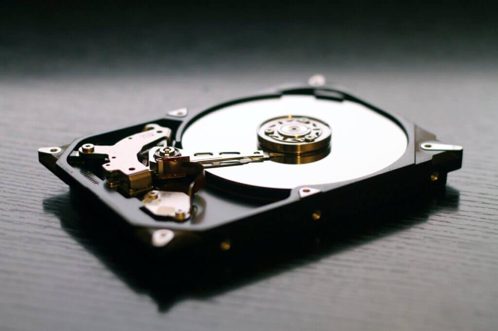 analogue business close up computer