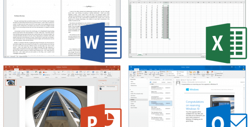 Office 2019 Apps 2x2